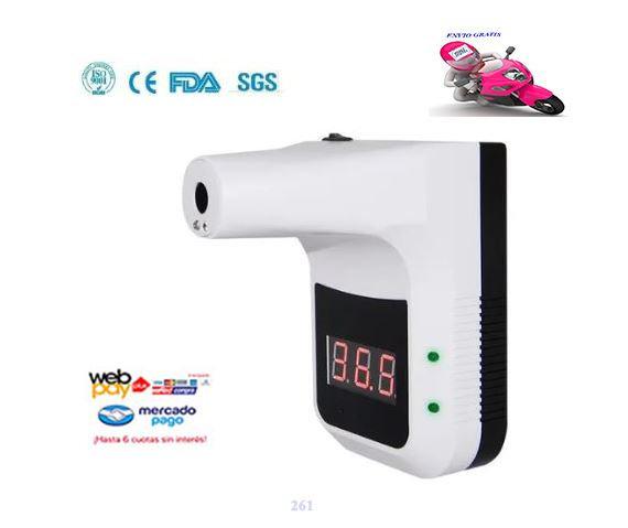 Termometro Infrarrojo Automatico Sin Contacto K3