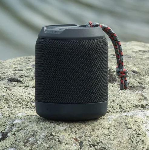 Parlante Portátil Bluetooth Waterproof Braven Brv-mini Gris