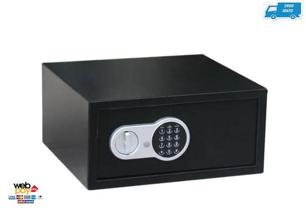Caja Fuerte Electrónica Klatter Para Notebook 22,5 Litros