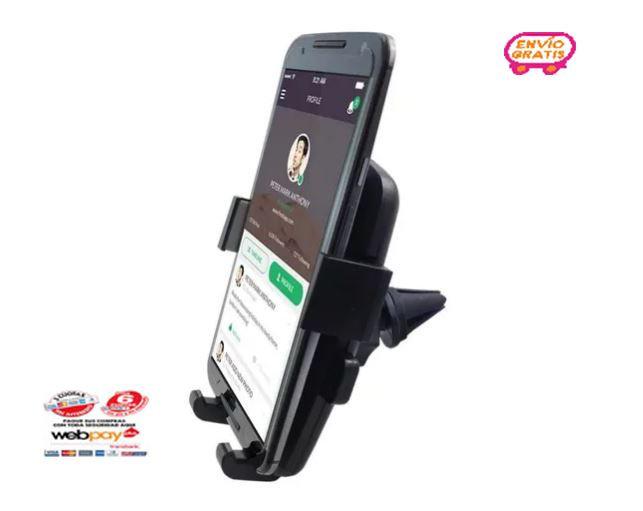 Soporte Smartphone Mlab Air Vent Automático