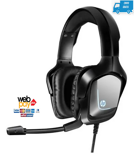 Audifono Gamer Hp H220s Para Ps4 Xb1 Switch Pc