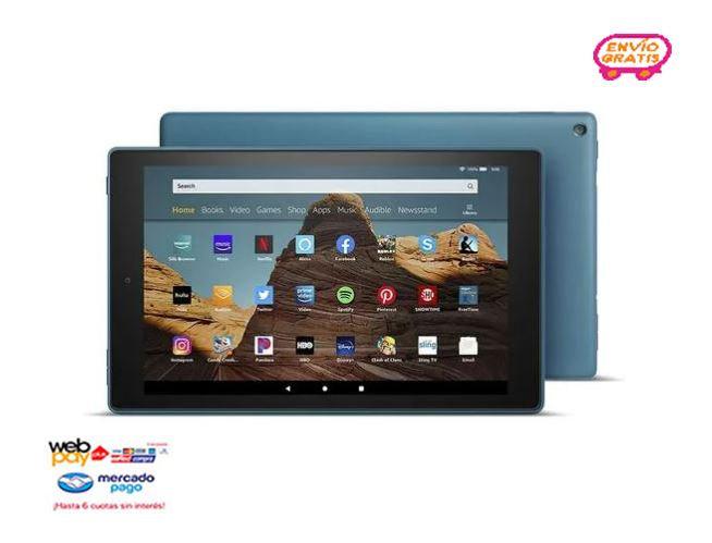 Tablet Kindle Amazon Fire 10 Nueva Generacion 32g