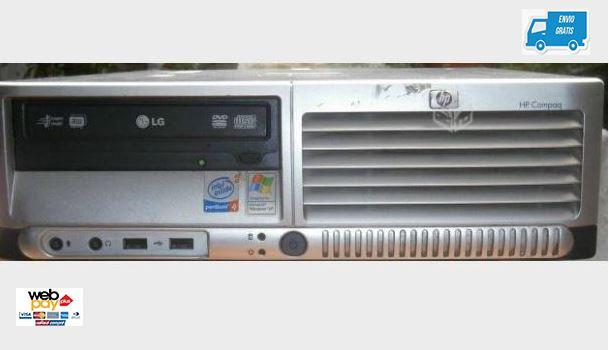 HP Compaq dc7600 UltraSlim