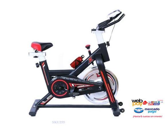 Bicicleta Estatica Spinning Flywheel Strong Pro Fit