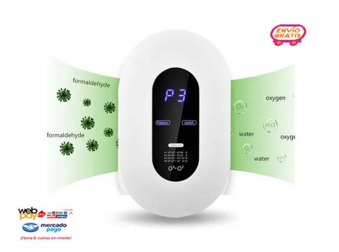 Generador De Ozono - Purificador De Aire 30mts Digital
