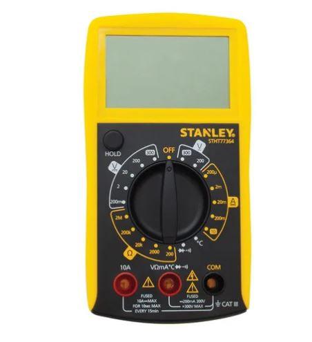 Kit Bolso Htas + 12 Htas Manuales Stanley Stst516126la-meli3