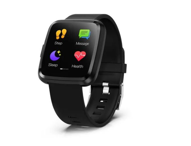 Smartwatch Tedge Reloj Inteligente Bluetooth Deportivo
