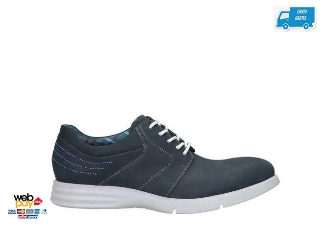 Zapatos Guante Zurich Marino 0033941
