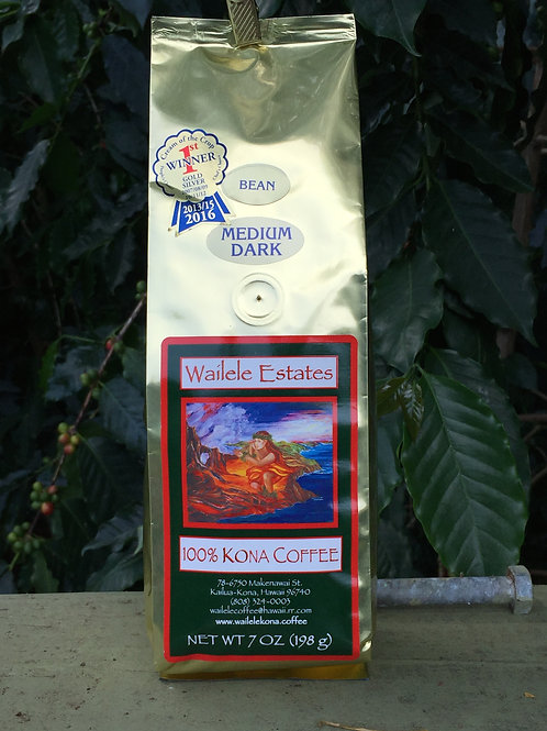 Medium-Dark Bean - 14 OZ (396g)