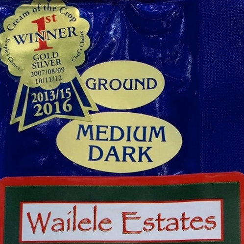 Medium-Dark Ground  - 7 OZ (198g)
