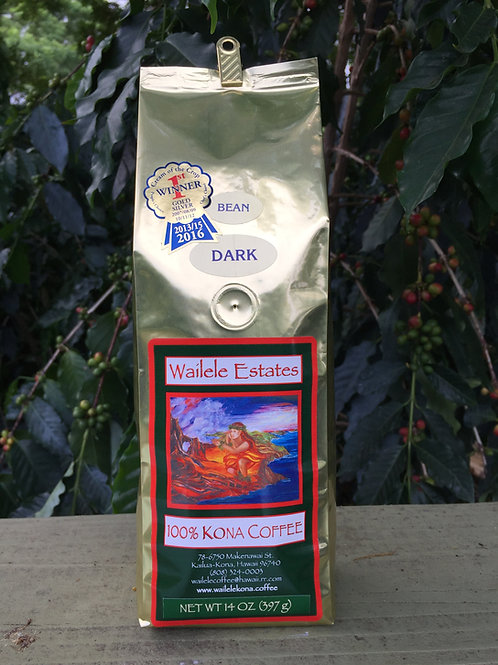 Dark Bean - 14 OZ (396g)