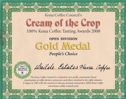 Cof C Gold 2008