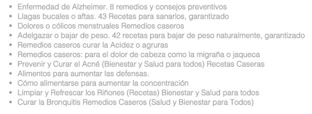 RECETAS CASERAS│MEDICINA ALTERNATIVA