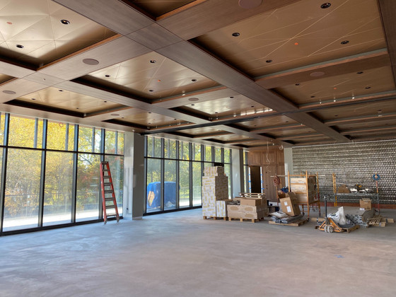 Fall brings construction inside, outside & all around