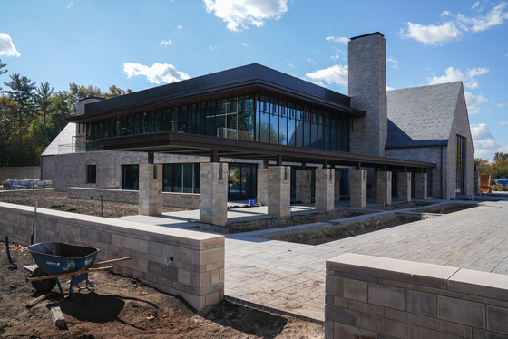 Spring Grand Opening Announced for New Visitor Center