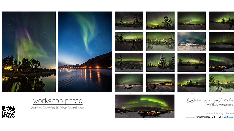 Aurora Borealis, le Rêve Scandinave