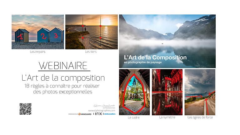 WEBINAIRE : L'Art de la composition