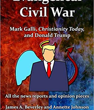 "GCRR Featured in New Book: ""Evangelical Civil War"""