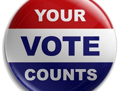 Happy Election Day, America! Get Out and Vote!