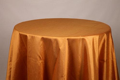 Mantel Liso naranja