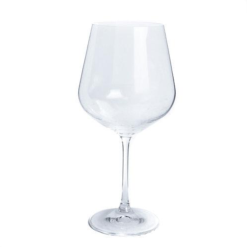 Copa para vino tinto - Modelo cuadrado