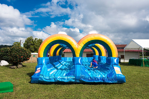 Inflable Arcoiris