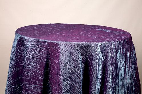 Mantel Corrugado morado
