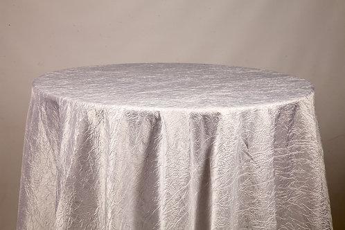 Mantel Corrugado blanco