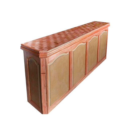 Bar de madera - Modelo  Magaleno
