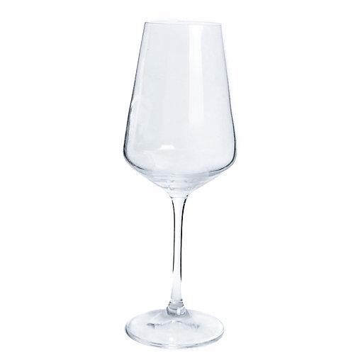 Copa para Vino Blanco - Modelo cuadrado