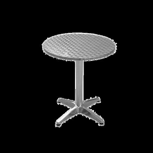 Mesa de Aluminio - Redonda