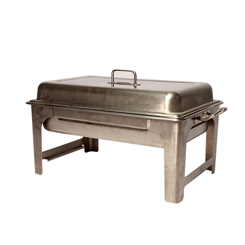 Chafing dish rectangular
