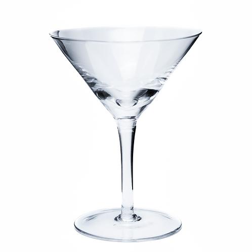 Copa  grande para Martini o postres