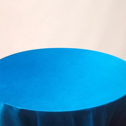 Mantel liso Azul