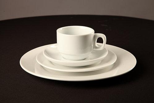 Taza y platos