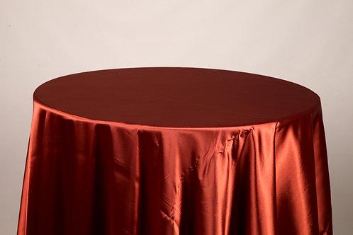 Mantel Liso rojo ladrillo
