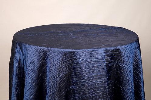 Mantel Corrugado azul navy
