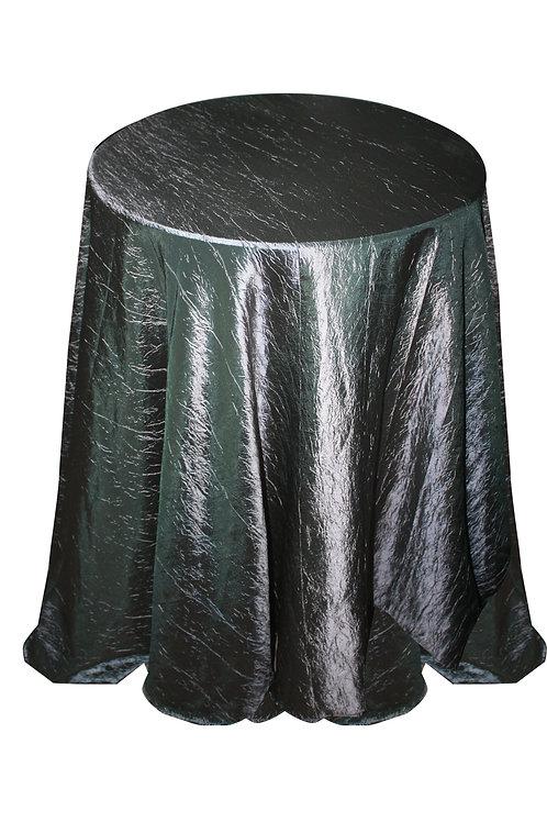 Mantel Corrugado plateado