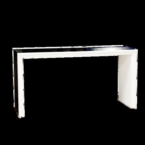 Mesa con espejo
