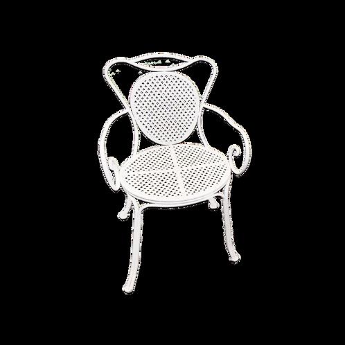 Muebles de hierro estilo jardín / terraza