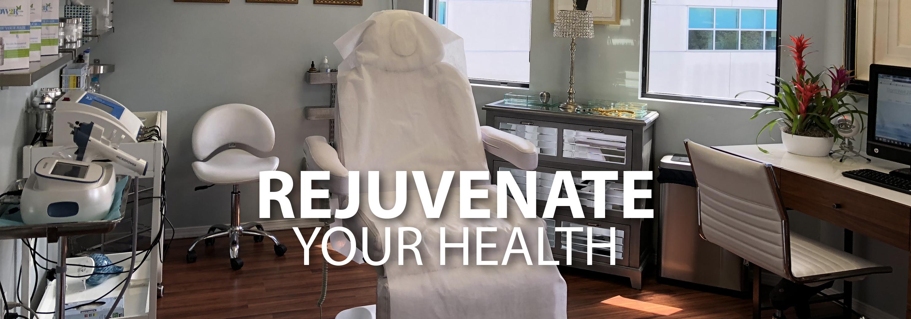 Rejuvenation Room