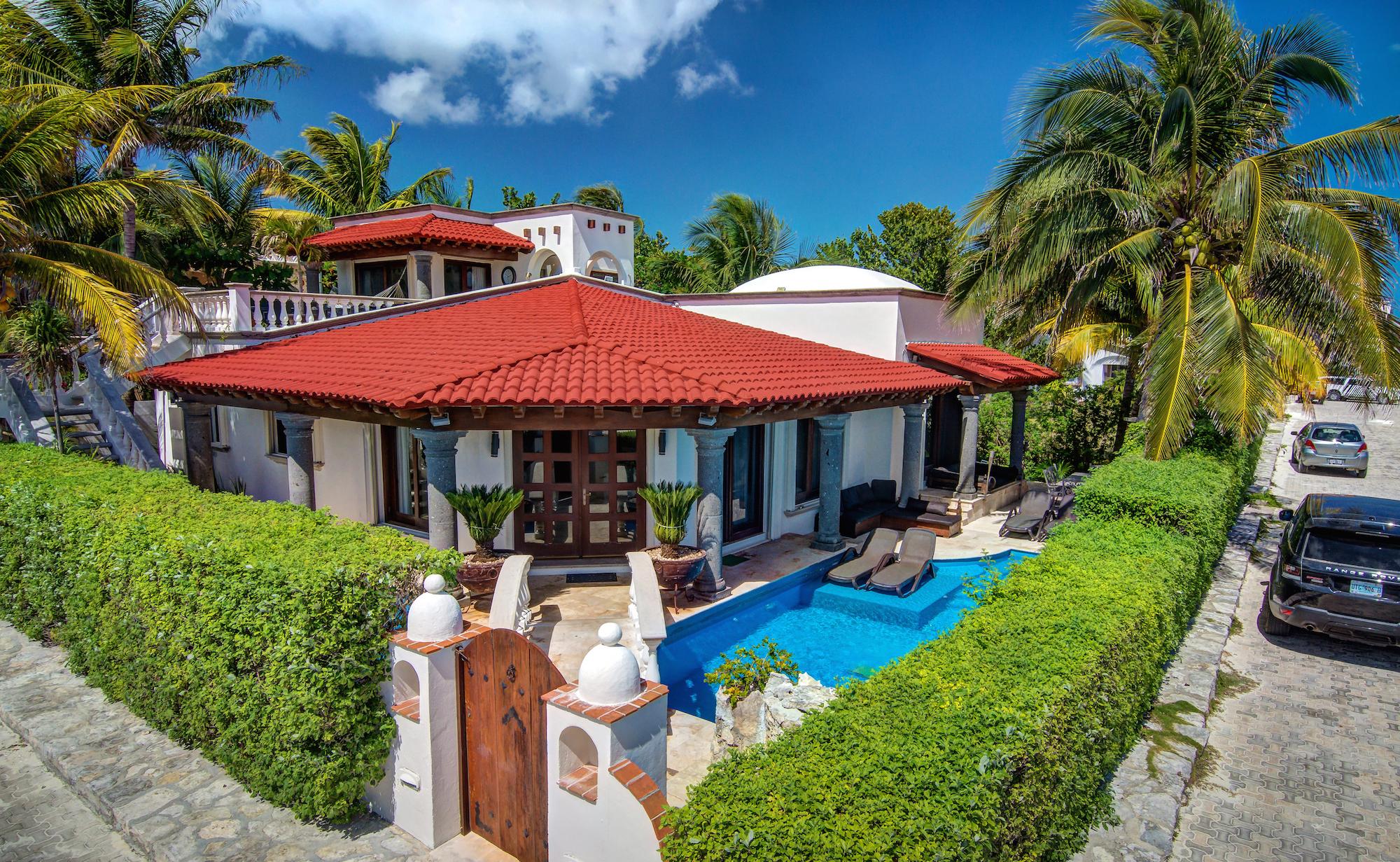 Villa Azurro_yourescape_Playa_del_Carmen_Riviera_Maya_Mexico_29