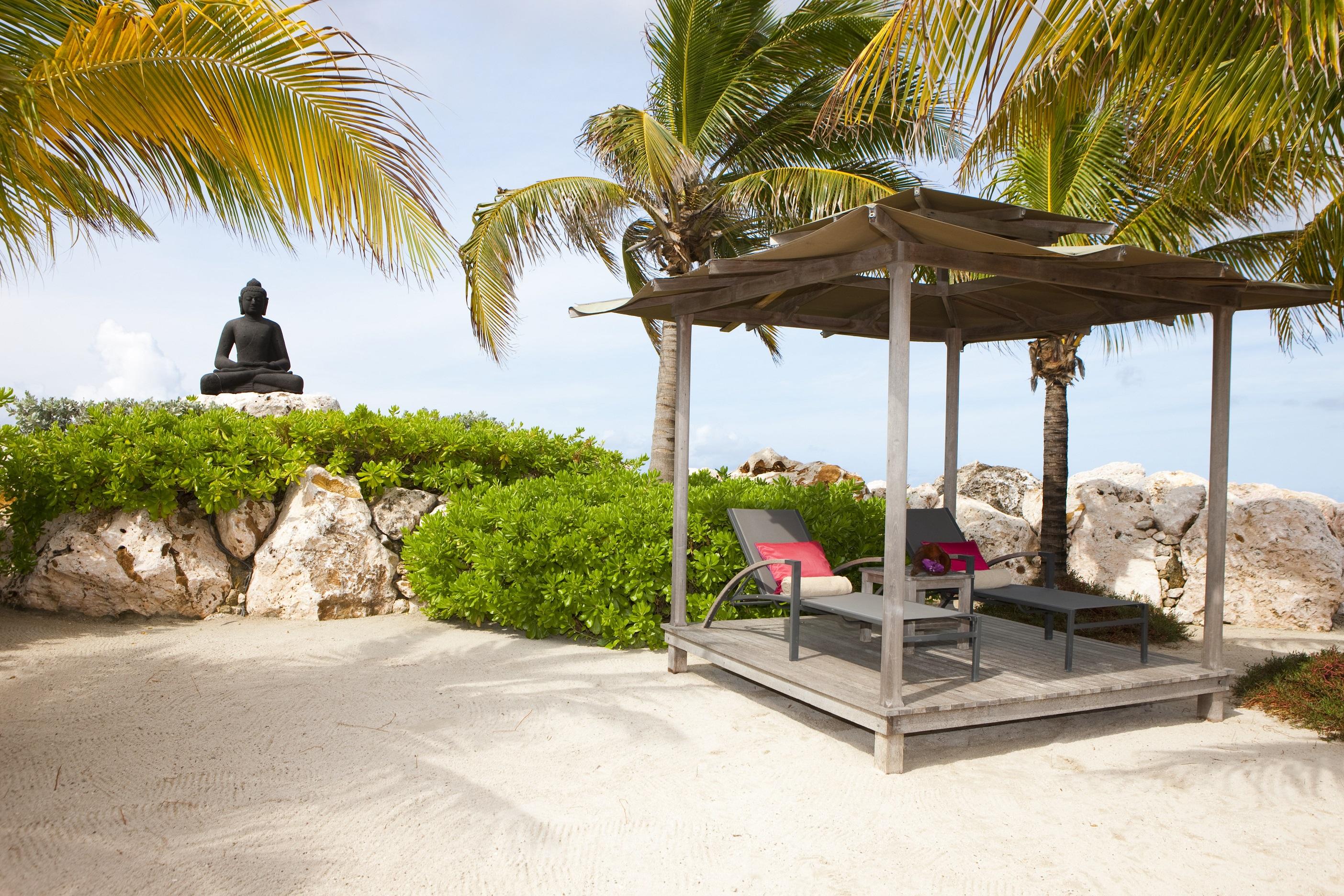 Beach Gazebo with Sitting Buddha.jpg