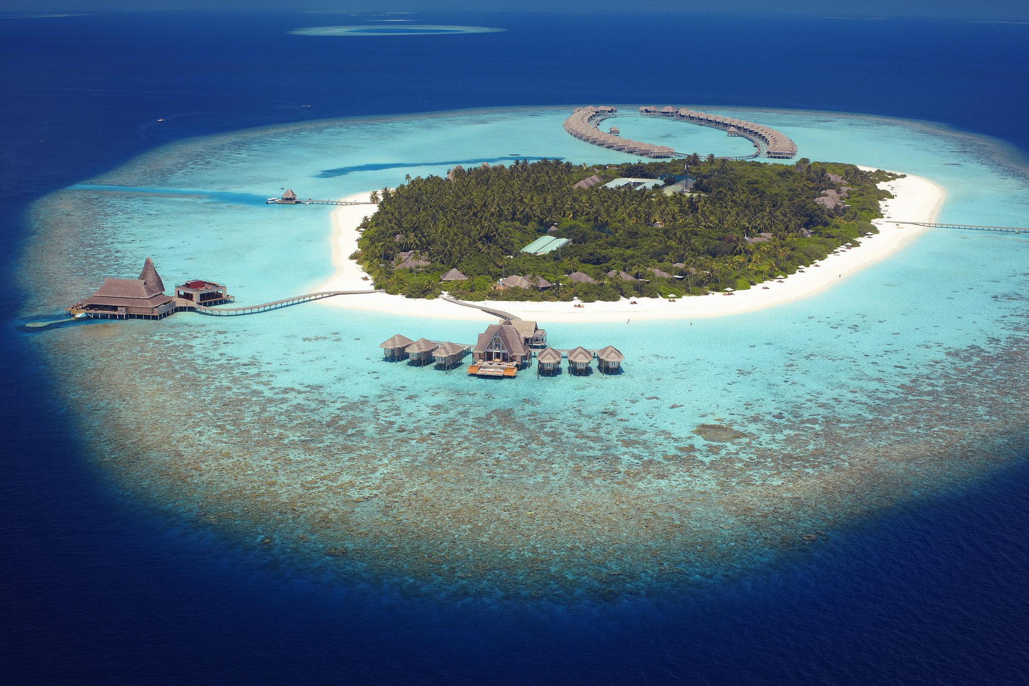 Maldives Anantara_Kihavah0 _Villas_Aerial