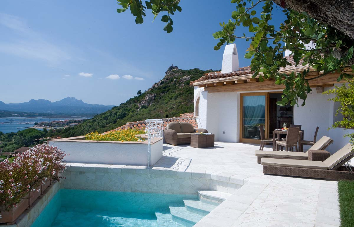 43 LuxurySuite Villa del golfo D