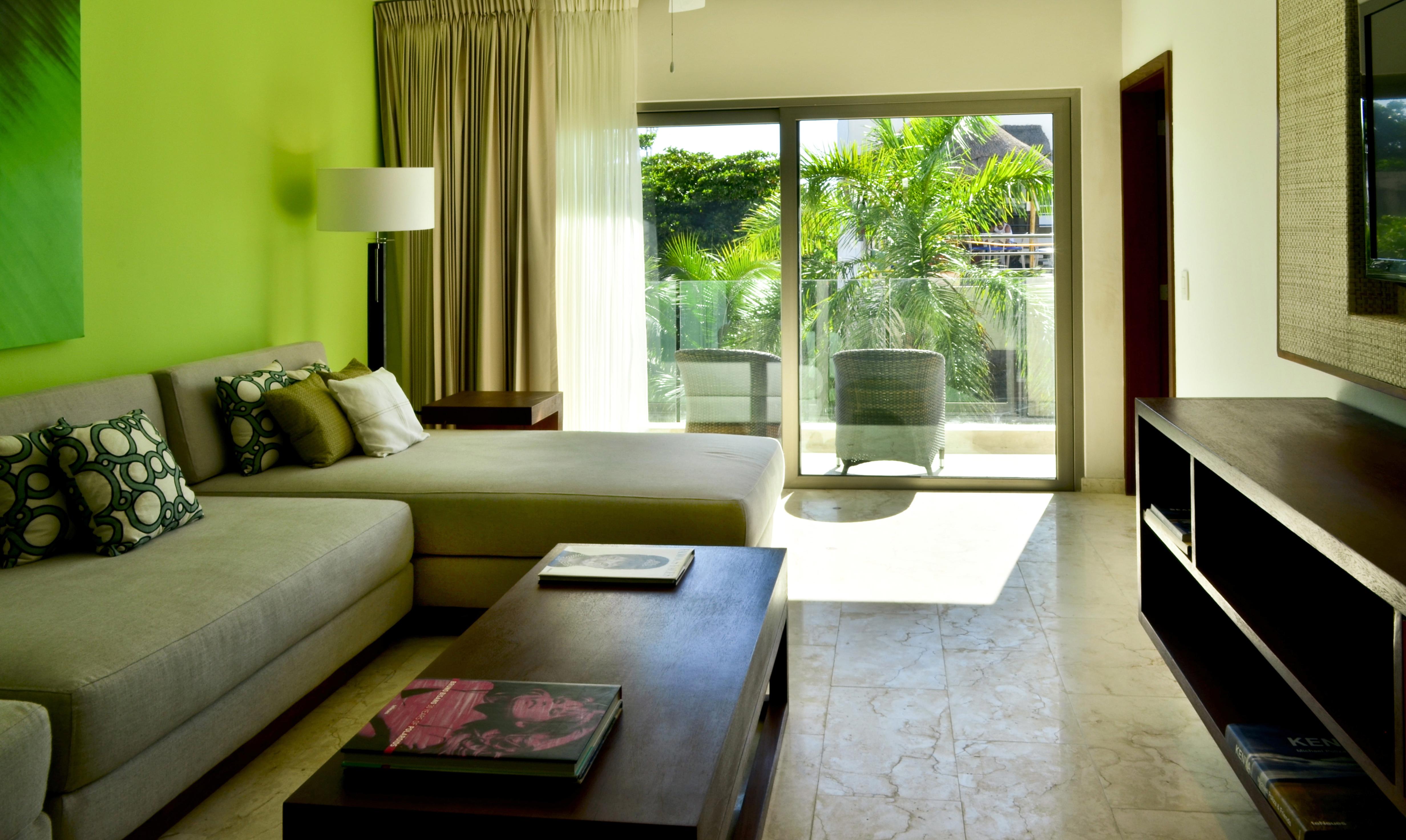Palm Deluxe 1 bedroom Suite