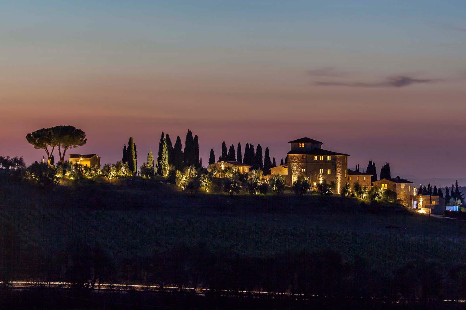 Luxusvilla Vitigliano Chianti your escap