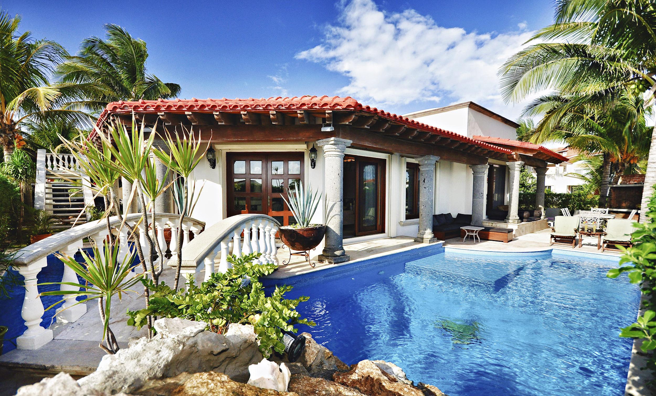 Villa Azurro_yourescape_Playa_del_Carmen_Riviera_Maya_Mexico_1