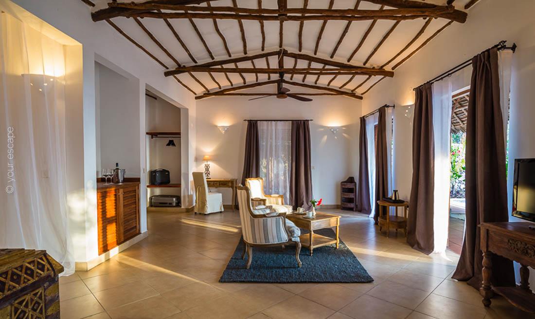 Konokono Beach Resort Zanzibar Villa your escape-23