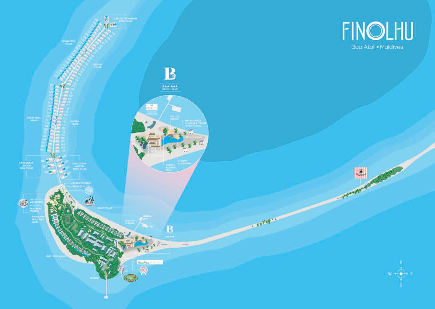 Finolhu Resort in the Maldives Baa Atoll your escape (43)